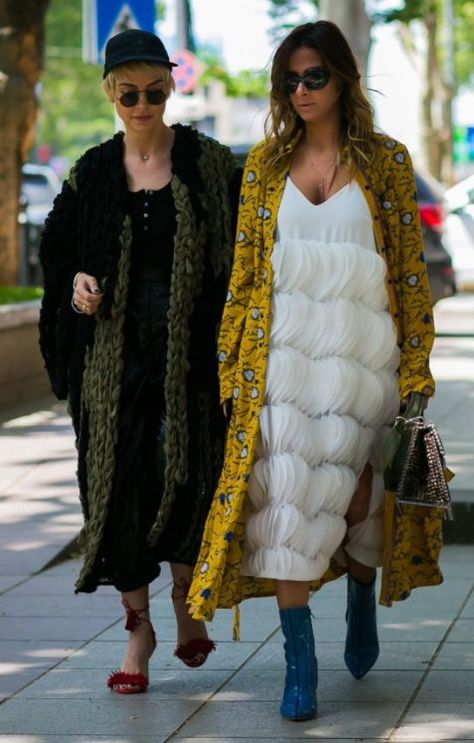 The Best Street Style Photos From Fashion Week Tbilisi's Fall 2017 Collections Get your street style inspiration from Tbilisi's Fall fashion week.
