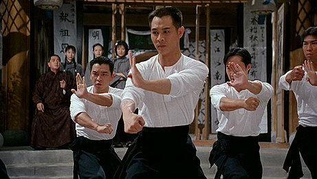 """Jet Li's """"Fist of Legend"""""""