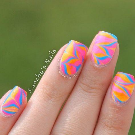 60 Beautiful Pink Nail Art Designs Ideas - EcstasyCoffee