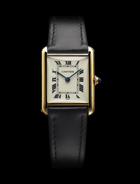 Vintage Cartier Tank 'Louis Cartier' from 1944.