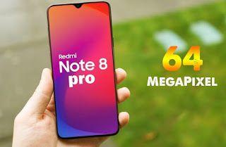 سعر ومصفات هاتف شاومي Redmi Note 8 Pro ريدمي نوت 8 برو Phone