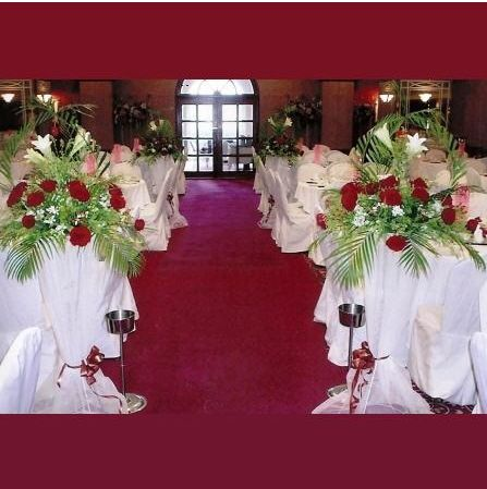 Christian Wedding Decoration