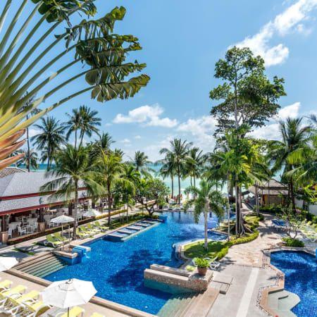 Hoteller i Koh Samui (Restaurant, Strand)   Find og