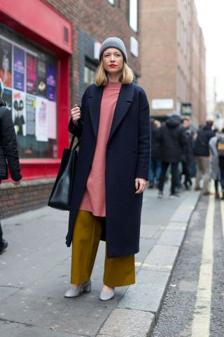 Pinner wrote: In a winter outfit rut? Look no further than these chic London Fashion Week street style looks for fresh outfit inspiration: