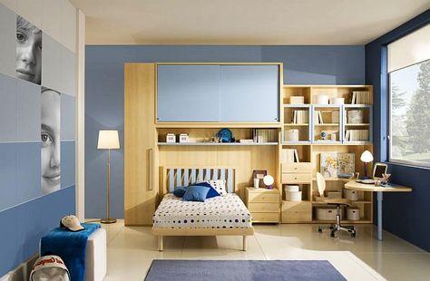 Epic ideen f rs jugendzimmer einrichten maritim wei blau Zimmer Junge Pinterest Teenager rooms Kids rooms and Room