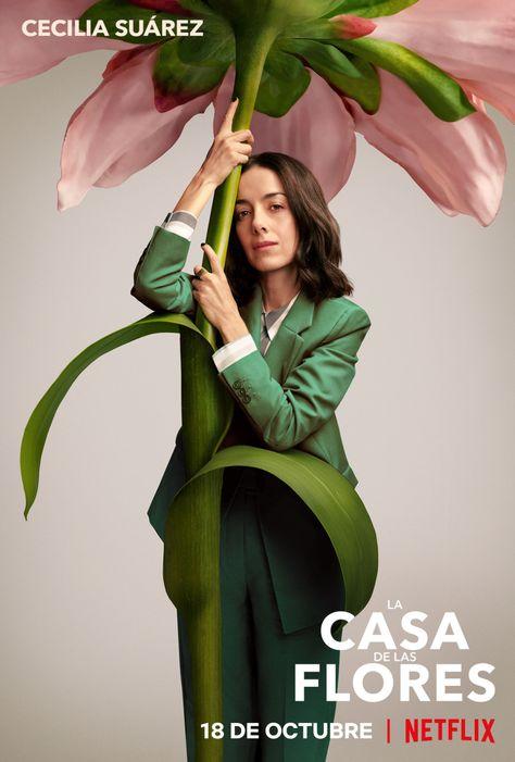 Return to the main poster page for La casa de las flores ( of
