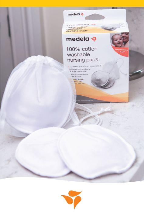 Protectores De Brasier Lavables De Medela Nursing Pads Washable Nursing Pads Nurse