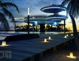 Exotic, Amazing, Luxury Vacation Places and Hotels