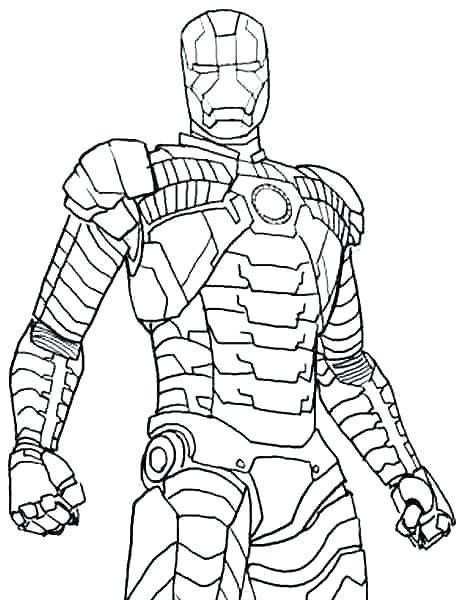 Coloring Page Superhero Iron Man Superhero Coloring Avengers Coloring Iron Man Pictures