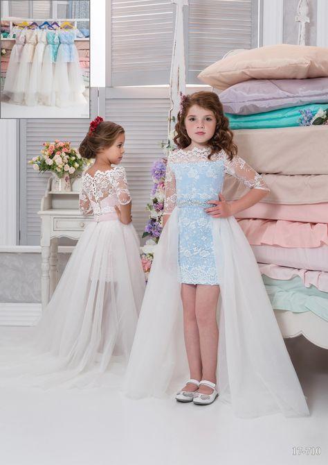 f9e2b6a82e6a050 Нарядное детское платье