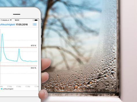 Blusensor Air Plus Schimmelwarnsystem Mit Bildern Kreative Wohnideen Datenlogger Anleitungen