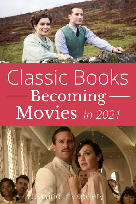 Book Club Books, Good Books, Books To Read, Classic Literature, Classic Books, Amazon Prime Movies, Death On The Nile, Feminist Books, Tv Series To Watch