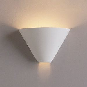 10 5 Funnel Contemporary Ceramic Sconce Wall Lamp Modern Sconce Lighting Unique Wall Sconce