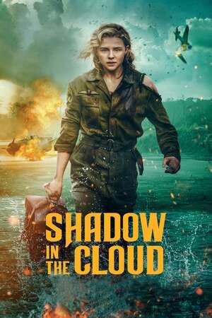Shadow In The Cloud Review By Aaron Hubbard Letterboxd In 2021 Cloud Movies Chloe Grace Moretz Chloe Grace