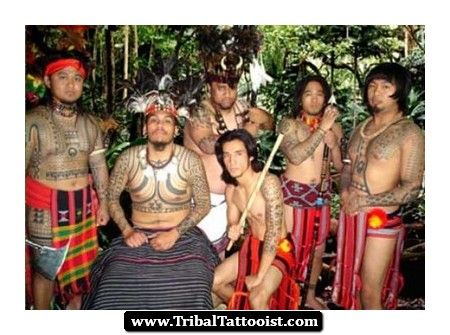 Filipino Tribal Tattoo Ilocano 02   around the world   Filipino