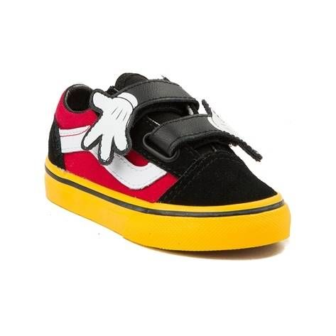 disney x vans toddler old skool v