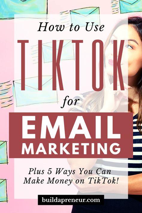 Email Marketing Strategy Idea 2020