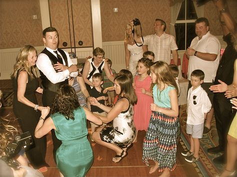 Disney's Boardwalk Wedding - Orlando DJs - Nancy & Tom's