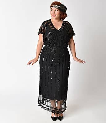 Gatsby Dresses Dresses For A Great Gatsby Party 2020 Plus Size Flapper Dress 1920s Fashion Dresses Gatsby Dress Plus Size