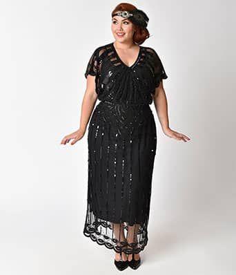 29++ Plus size 1920s dress ideas information