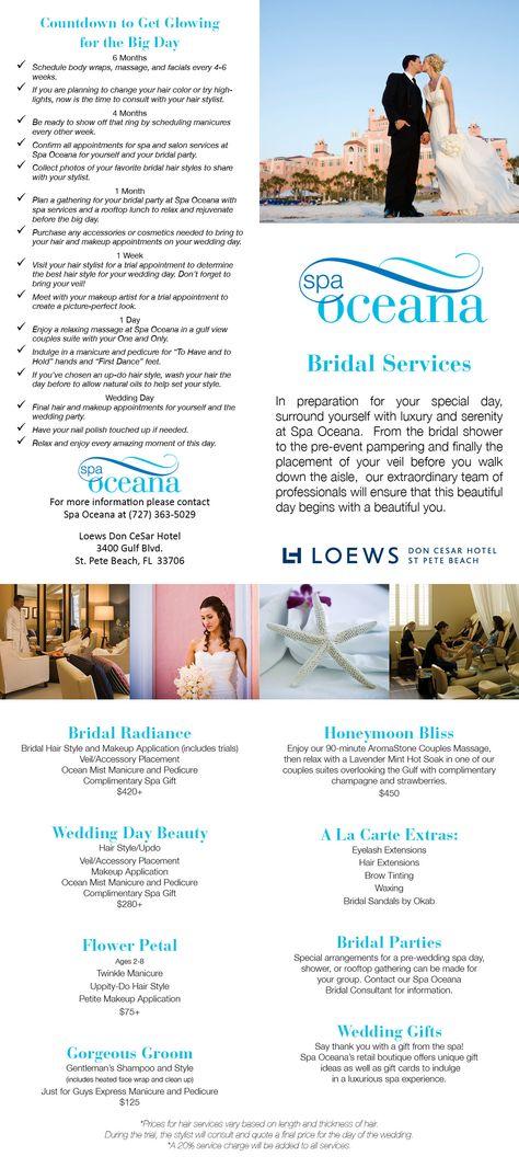 8 best Wedding brochures images on Pinterest Brochures, Wedding - sample wedding brochure
