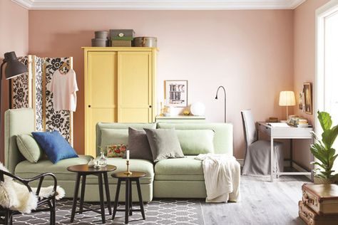 Muted Colors - These Trends From Ikea's New Catalog Will Rule 2017 - Photos