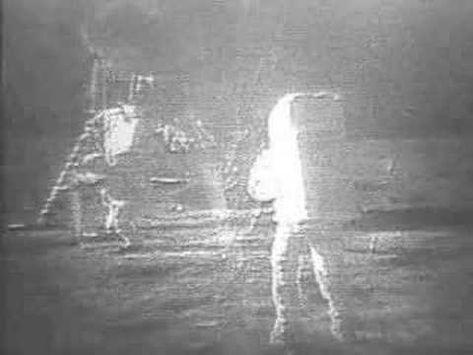 EN VIDEO: la llegada del hombre a la Luna, un 20 de julio de 1969, a propósito de la muerte de Neil Armstrong.