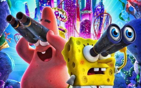 3d Wallpaper 2020 Spongebob