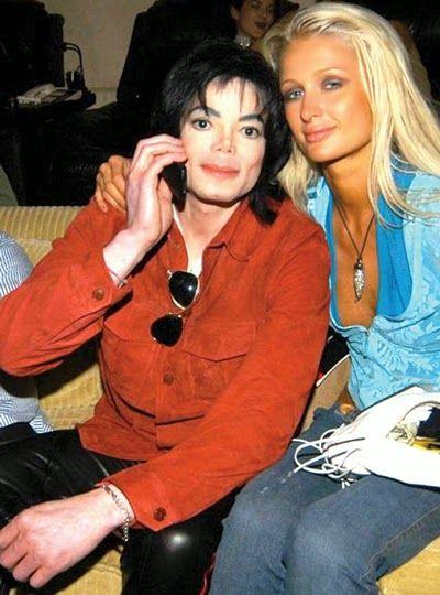 Michael and Paris Hilton by Paris-Jackson on DeviantArt