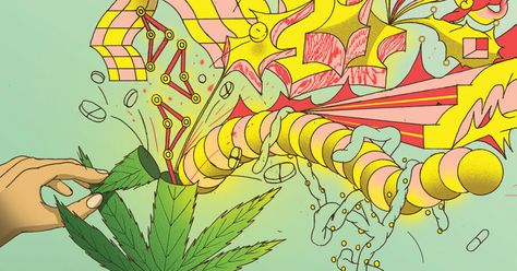 Not Everybody Must Get Stoned: Pots Nonintoxicating Future - WSJ