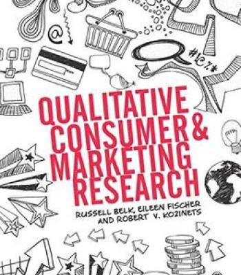 Qualitative Consumer And Marketing Research Pdf Consumer Marketing Book Marketing Research Pdf
