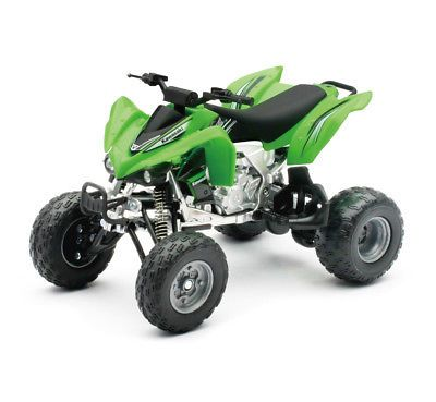 Motorcycles And Atvs 180276 Kawasaki Kfx450r 1 12 Atv Quad Replica Die Cast Toy Model By New Ray P 57503 Buy It N Atv Quads Kawasaki Motorcycle Model Kits