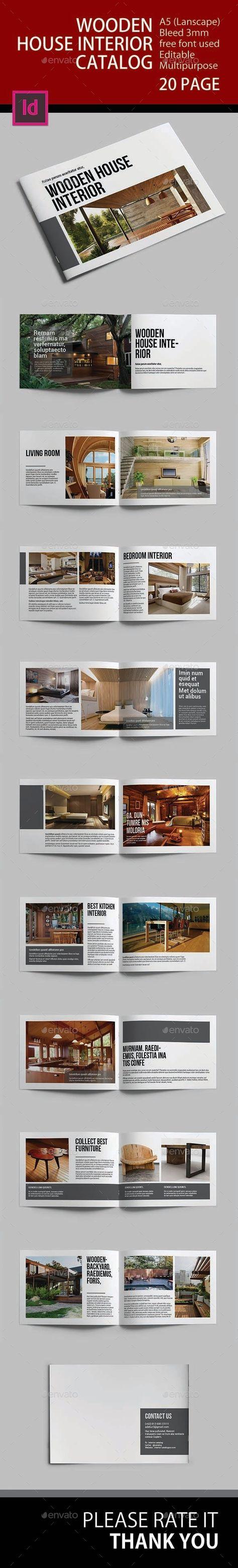 house interior catalog brochures and catalog