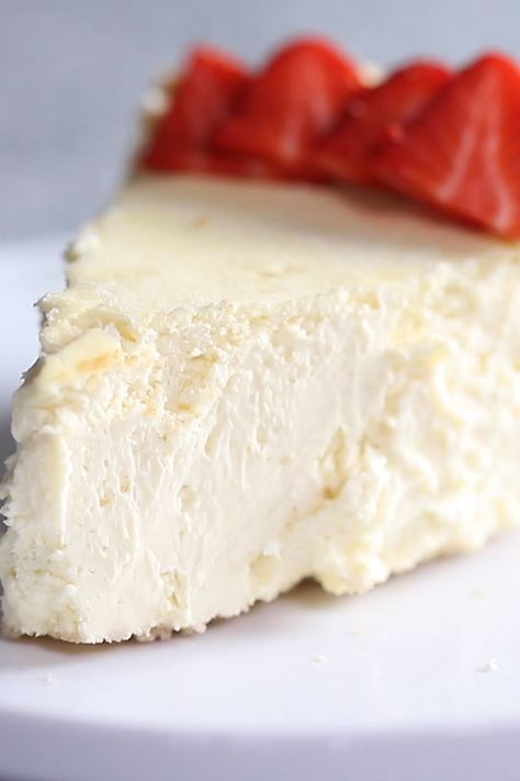 """This really is the best low carb and keto cheesecake. Even my non-keto family proclaimed """"This is the best cheesecake I have ever had!"""""""