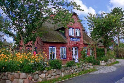 Фото красивых домиков высокого качества, сказочные домики ...