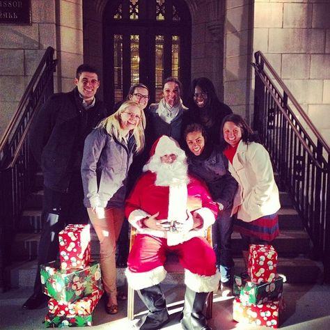 Santa's at BC! | Repinned from maalvarado