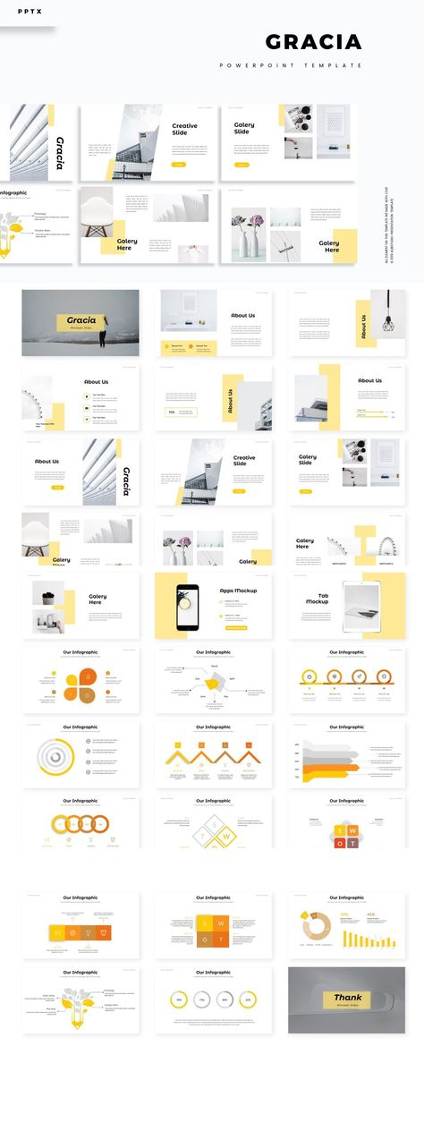 Gracia - Powerpoint Template