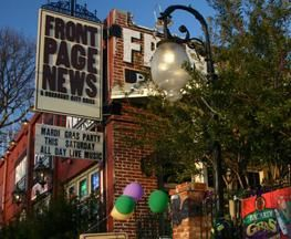 Lovely Front Page News / Atlanta GA. Incredible Fried Chicken And Mashed Potatoes.  Best Fried