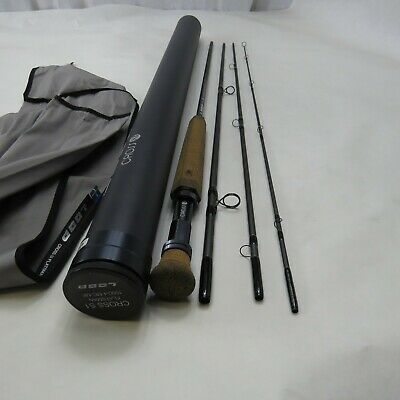 Ad Ebay Loop Cross Flatsman 9 10 Weight Fly Rod Demo Rod X Grip Great Condition Fly Rods Fly Fishing Rods Tenkara Rod
