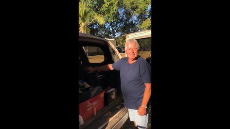 Bushman Roadie Portable Fridge 15L | My Generator