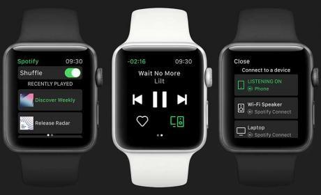 Spotify Apple Watch Apple Watch Apps Apple Watch Spotify Apple