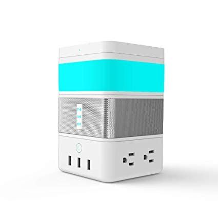 Bluetooth Smart Home Modular Kit With POGO Pin Connected 4 Modules FreeCube