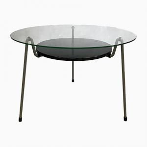 Vintage Dutch Mosquito Coffee Table By Wim Rietveld For Gispen Coffee Table Unique Coffee Table Table