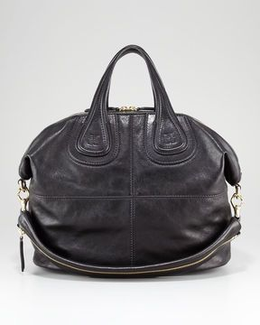 9a5f1625cd09 Givenchy Nightingale Zanzi Leather Bag, Medium on shopstyle.com ...