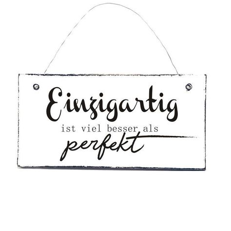 Buchstaben & Logos  EINZIGARTIGES Beweiszeichen Türschild Holzschild