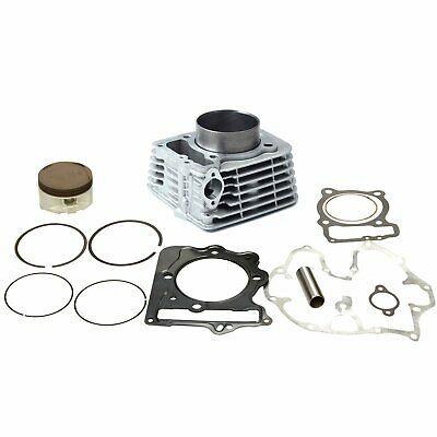 Cylinder Piston Gasket Top End Kit Set Fits Honda Sportrax 400 TRX400EX 99-08