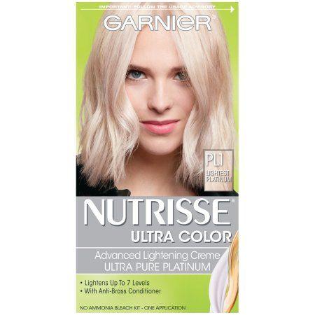 Garnier Nutrisse Ultra Color Advanced Lightening Creme Pl1