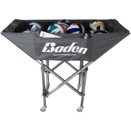 Volleyball Carts Hammocks Baden Perfection Ball Hammock Utility Cart Baden Hammock