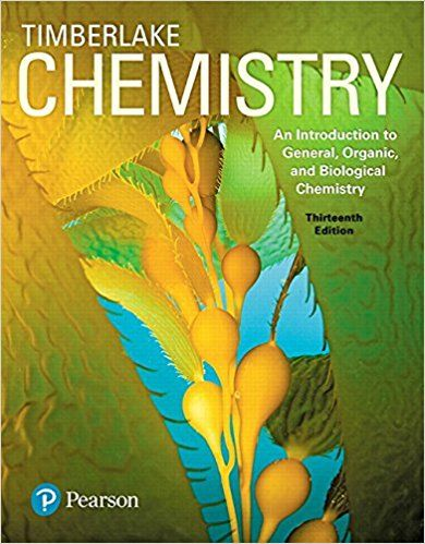 PDF DOWNLOAD] Chemistry: An Introduction to General, Organic, and