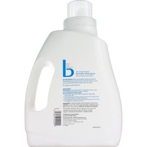 Just The Basics 2x Concentrated Laundry Detergent 100 Oz